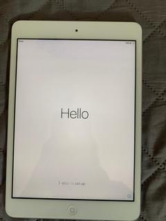 iPad Mini Excelentes Condiciones Funciona Al 100% Con Msi!!!