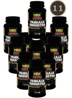 10+1 Tribulus Maxpower Com Maca Peruana 120 Cps Frete Grátis