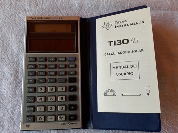 Calculadora Antiga Texas