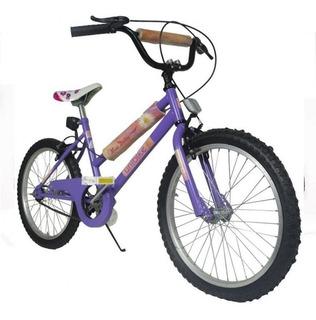 Bicicleta Bmx Unibike Rodado 20 Nena