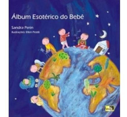 Edição Antiga - Álbum Esotérico Do Bebê