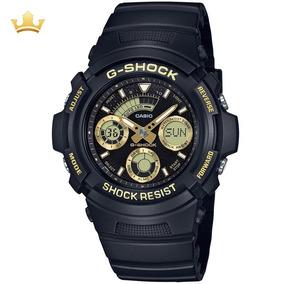 Relógio Casio Masculino G-shock Aw-591gbx-1a9dr Com Nf