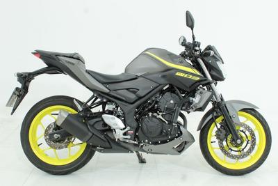 Yamaha Mt-03 Abs 2019 Cinza