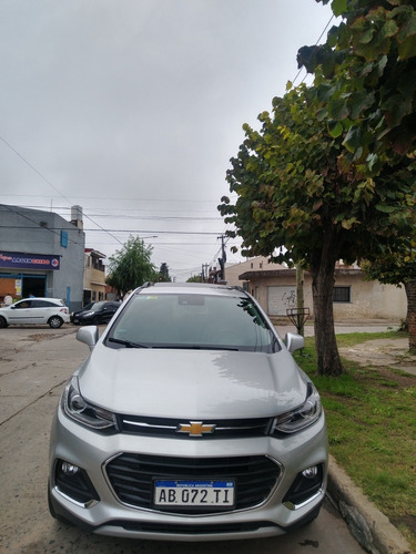 Chevrolet Tracker 1.8 Ltz+ 2017