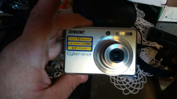 Camera Sony Dsc S730