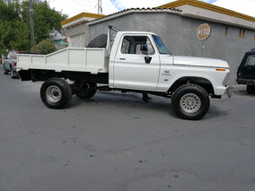 Ford 1974 8 Birlos 4x4