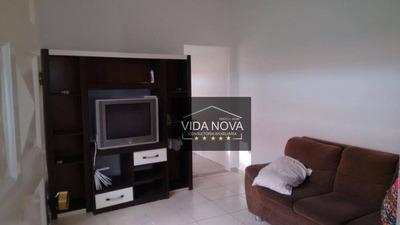Casa Residencial À Venda, Campo Da Aviação, Praia Grande. Ref-ca0264 - Ca0264