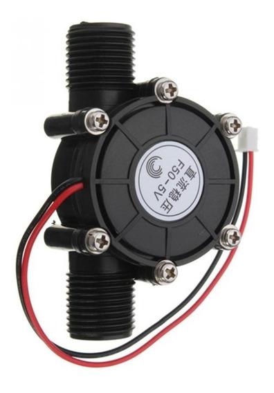 Mini Gerador Hidro Fluxo Da Água Dc 5 V 10 W