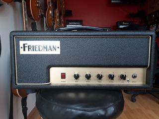 Friedman Pink Taco Pt-20 Hot Rodded Marshall Plexi Jcm800