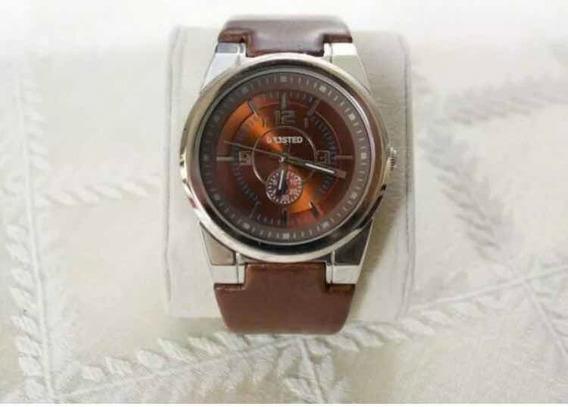 Reloj Kenneth Cole Unlisted Ul 1131 Usado