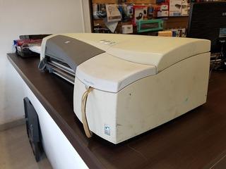 Ploter Hp C7796d De Impresión Para Repuestos