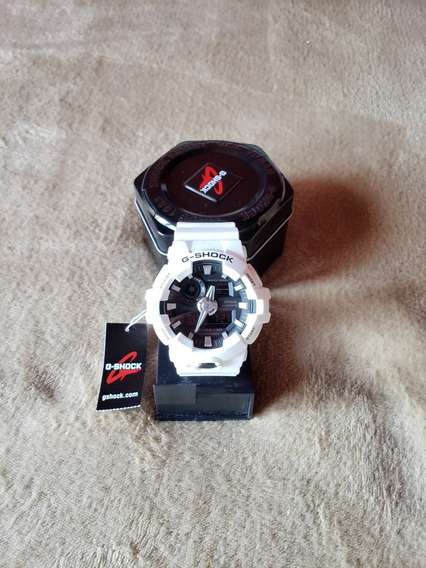 Relógio Casio G-shock Ga 700 Branco / Original
