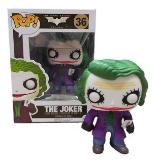 Muñeco Figura Pop The Joker De Coleccion