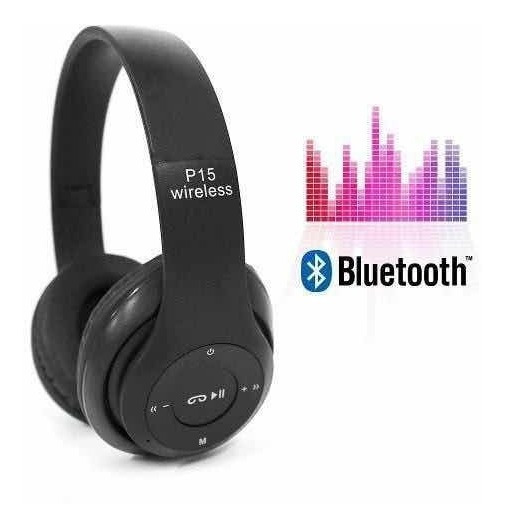 Fone De Ouvido Bluetooth Headphone iPhone Motorola Samsung