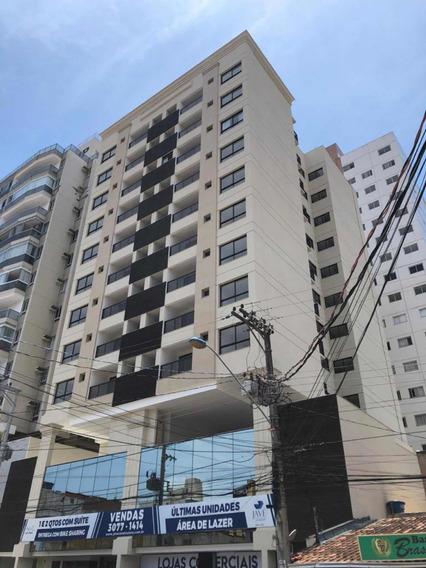 Apartamento Novo 2 Quartos, Uma Suíte - Itapuã - Vila Velha