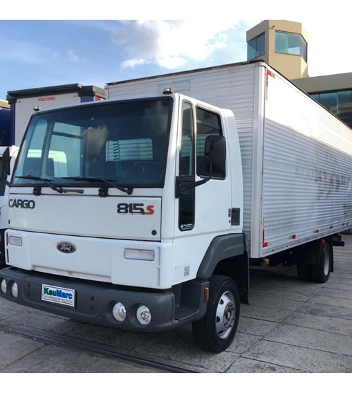 Ford 815s Ano 2004 Bau 6,20 Mts / Financia 100%