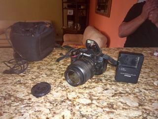 Cama Nikon 5100 Profesional Usada En Exelente Estado