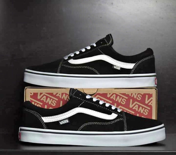 Zapatillas Vans Old Skool Clasicas.calidada1.tambn Por Mayor