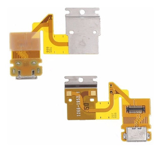 Flex Usb Pin Carga Tab Sony Xperia Z Sgp311 Sgp312 Centro