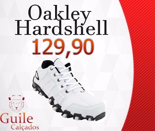 Tenis Oakley Hardshell ( Caveirão)