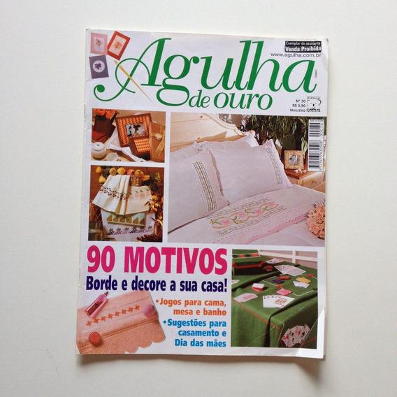 Revista Agulha De Oura Jogos Para Mesa Banho N°70