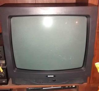 Televisor Mustang 20 Pulgadas Con Control Remoto