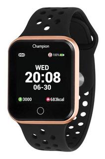 Relógio Champion Smartwatch Rosé Ch50006z