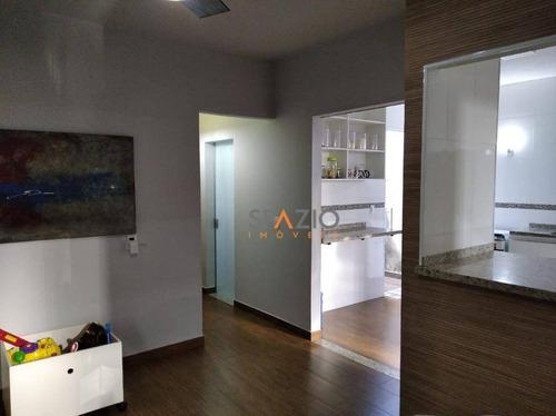 Imagem 1 de 18 de Casa Com 2 Dormitórios À Venda, 83 M² Por R$ 300.000,00 - Jardim Centenário - Rio Claro/sp - Ca0509