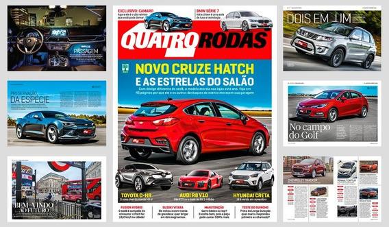 Revista Quatro Rodas - N° 689 - Novembro - 2016