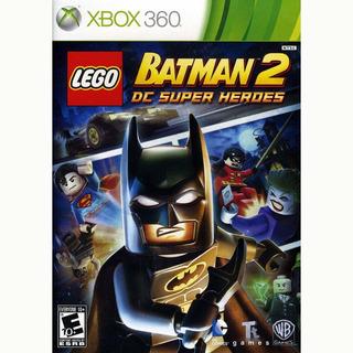 Lego Batman 2: Dc Super Heroes Xbox 360 Nuevo