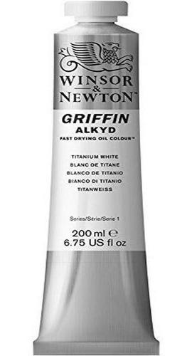 Winsor Y Newton Griffin Alkyd Color Al Oleo De Secado Rapido