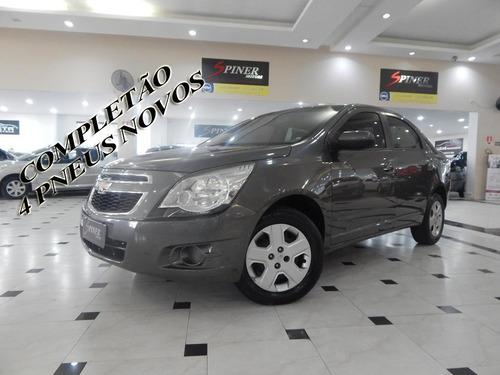 Chevrolet Cobalt 1.8 Mpfi Lt 8v Flex 4p Automático Completo
