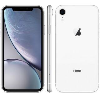 Apple iPhone Xr Branco 64gb Tela 6,1 12mp 4g Anatel Lacrado