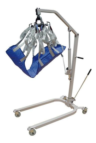 Grua Elevador Traslado Pacientes Discapacitados Hasta 180kg