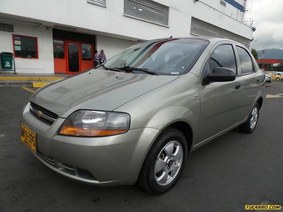 Chevrolet Aveo 1600c Full