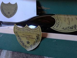 Champagne Dom Perignon Vintage 1990
