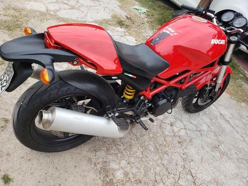 Ducati Monster 695cc