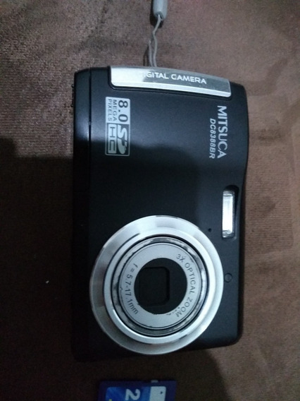 Camera Digital Mitsuca Dc8388br