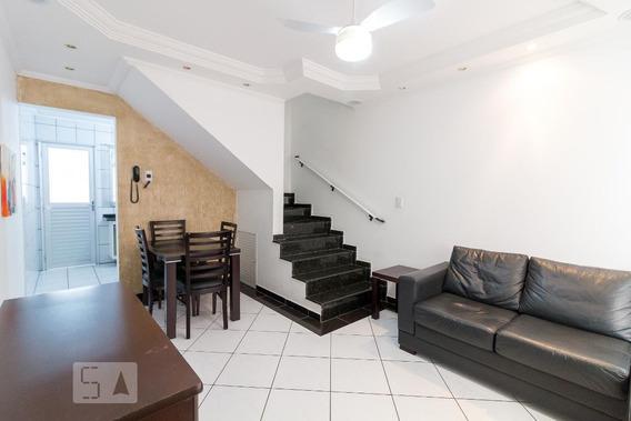 Casa Para Aluguel - Parque Cecap, 2 Quartos, 64 - 893115189