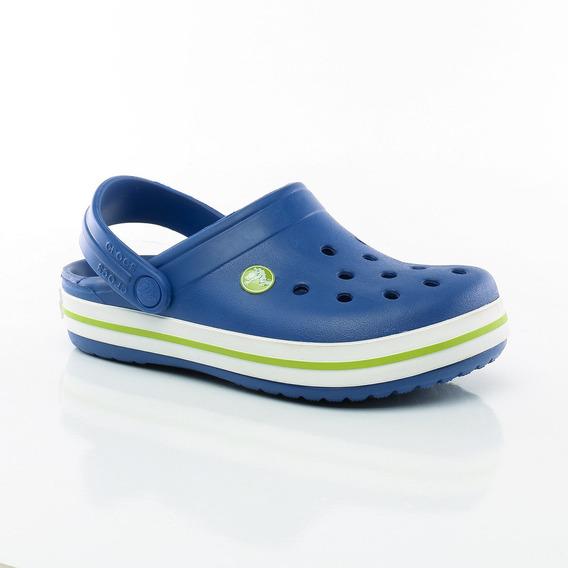 Zuecos Crocband Kids Blue Crocs Sport 78 Tienda Oficial