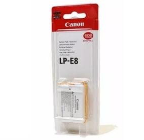 Bateria Canon Lp-e8 Lp E8 T2i T3i T5i Kiss X4 X5