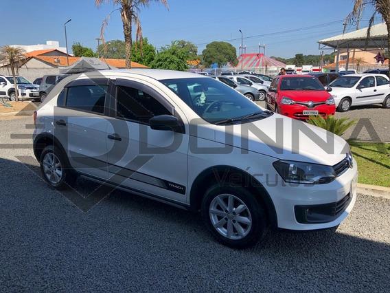 Volkswagen Gol - 2014 / 2014 1.0 Mi Track 8v Flex 4p Manual
