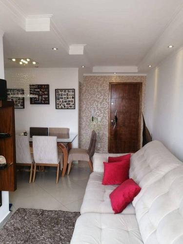 Imagem 1 de 29 de Apartamento 60 M² Bairro Assunçaão, Santo André - Ap1642