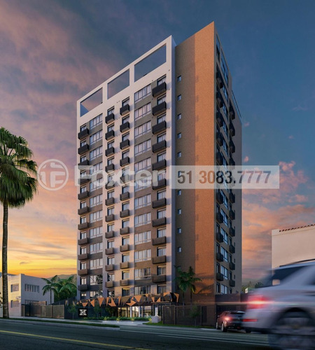Imagem 1 de 24 de Apartamento, 2 Dormitórios, 58.91 M², Petrópolis - 181735