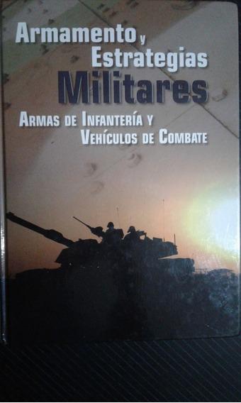 Libro Sobre Estrategia Militar Terrestre Y De Infantería