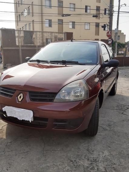 Renault Clio Authentique 1.0 16v 2006 Hi-flex