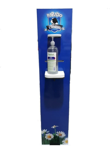 Dispensador De Pedal Gel Antibacterial O Jabón Antibacterial
