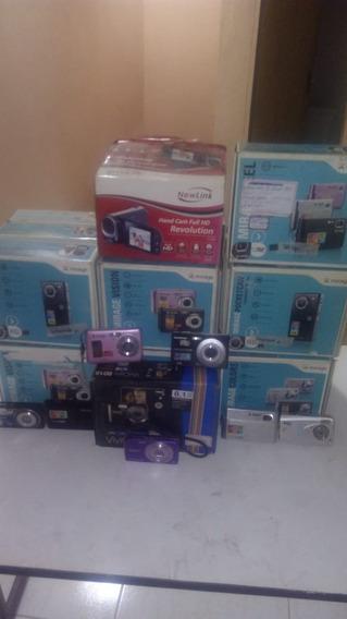 Camera Fotografica Lote Com 42 Unidades