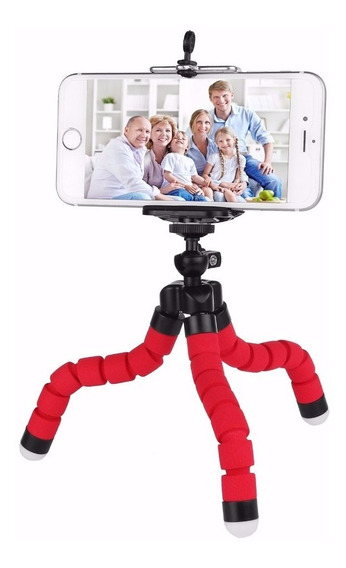 Tripé Câmera Celular iPhone - Frete Grátis