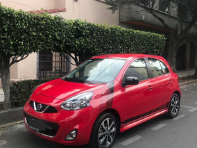 Nissan March 1.6 Sr Navi Mt 2016